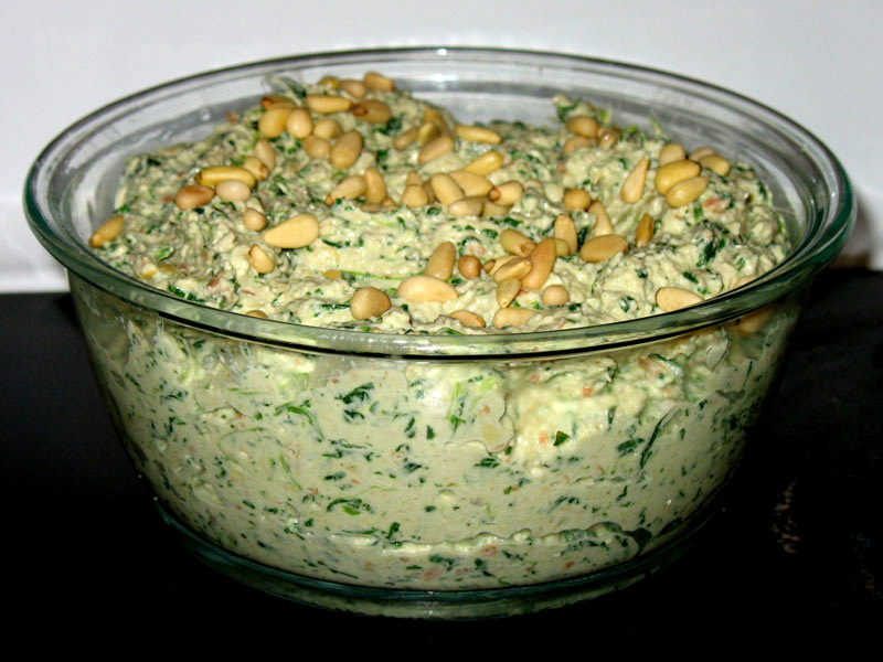 Vegan Artichoke Dip - VEGarden