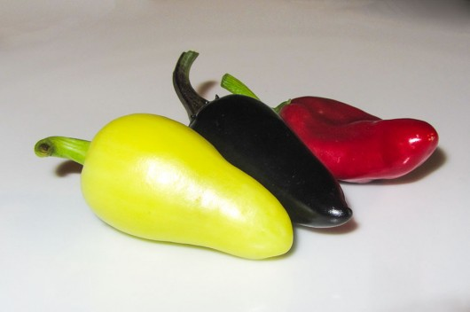 Santa Fe Pepper, Czechoslovakian Black Pepper, Fish Pepper