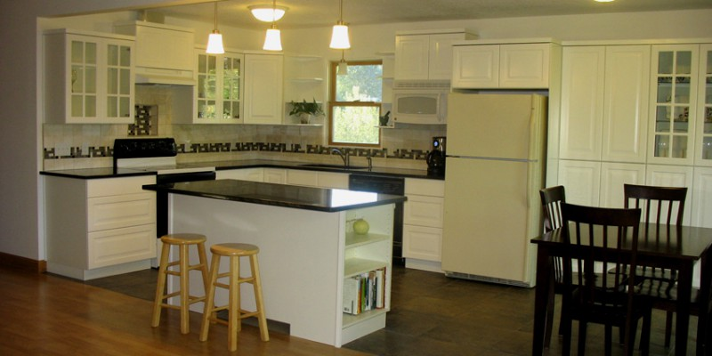 Our new, remodeled kitchen!